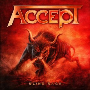 Accept Albumcover Blind Rage