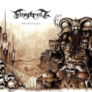 Album-Cover Blodsvept
