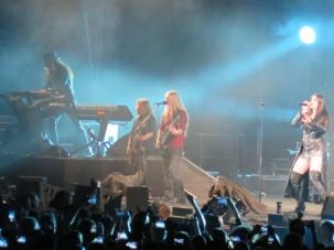 Nightwish, Schleyerhalle, Stuttgart 2015