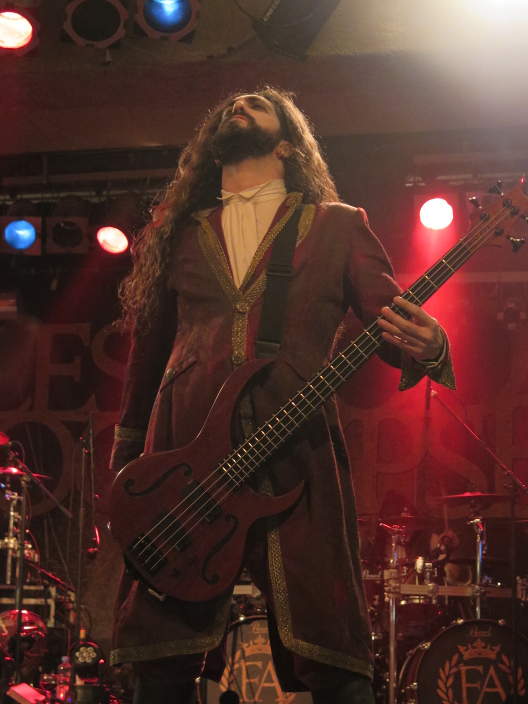 Paolo Rossi, Bass und Gesang, Fleshgod Apocalypse