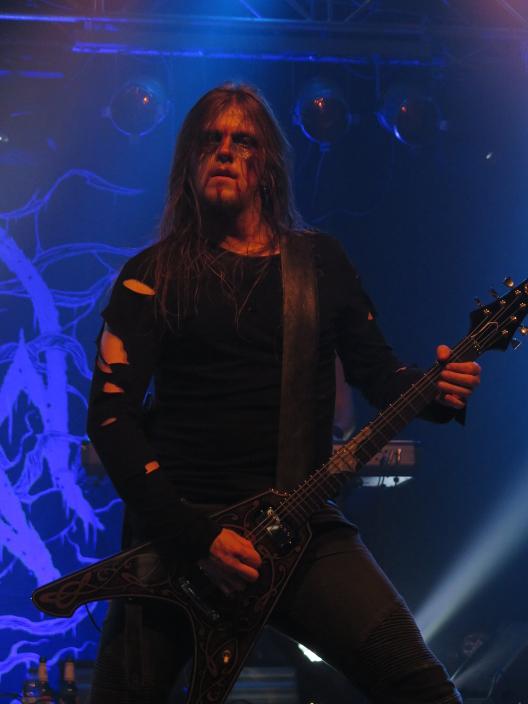 Mitja Harvilahti, Gitarre, Moonsorrow