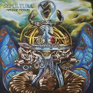 Sepultura - Machine Messiah