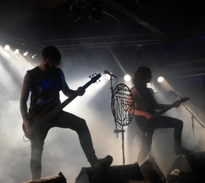 Der Weg Einer Freiheit, Rockfabrik Ludwigsburg