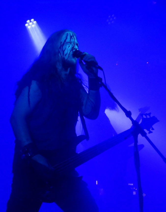 Ville Sorvali, Gesang und Bass, Moonsorrow